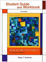 Macroeconomics Study Guide 7e - Mankiw, Gregory N.