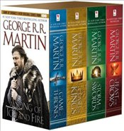 Song of Ice and Fire : A Game of Thrones, a Clash of Kings, a Storm of Swords, and a Feast for Crows - Martin, George R. R.