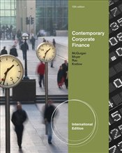 Contemporary Corporate Finance 12e ISE - McGuigan, James R.