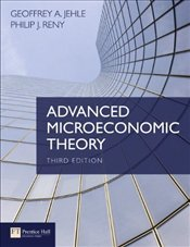 Advanced Microeconomic Theory 3e - JEHLE, GEOFFREY A.
