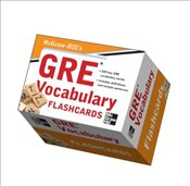 McGraw-Hills GRE Vocabulary Flashcards - Dulan, Steven