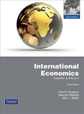 International Economics 9e PIE : Theory & Policy with MyEconLab - Krugman, Paul R.