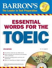 Essential Words for the Toeic with Audio CDs 4e - Lougheed, Lin