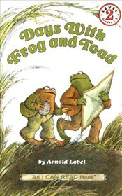 Days with Frog and Toad (I Can Read - Level 2) - Lobel, Arnold