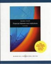 Financial Markets and Institutions 4e - Saunders, Anthony