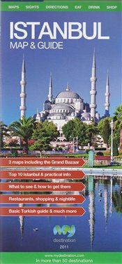 Istanbul Map and Guide -