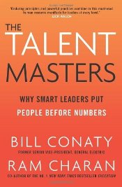 Talent Masters : Why Smart Leaders Put People Before Numbers  - Charan, Ram