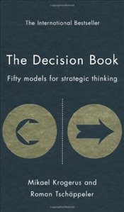 Decision Book : Fifty Models for Strategic Thinking - Krogerus, Mikael