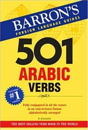 501 Arabic Verbs : Conjugated in All Forms - Scheindlin, Raymond P.