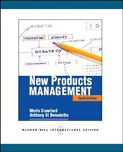 New Products Management 10e ISE - Crawford, Merle