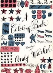 Coloring Book : Drawings by Andy Warhol - Warhol, Andy