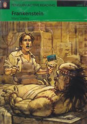 Frankenstein - Penguien Active Reading Level 3 : Includes CD-ROM and Audio Recording - Shelley, Mary