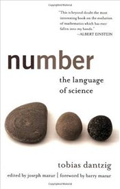 Number : The Language of Numbers - Dantzig, Tobias