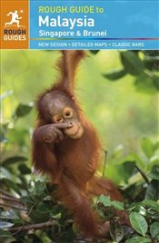 Malaysia, Singapore & Brunei : Rough Guide -