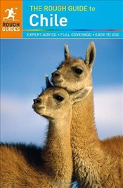 Chile : Rough Guide - Meghji, Shafik