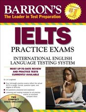 IELTS Practice Exams Book with 2 Audio Cds : International English Language Testing System - Lougheed, Lin