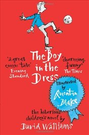 Boy in the Dress - Walliams, David