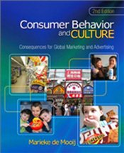 Consumer Behavior and Culture : Consequences for Global Marketing and Advertising - Mooij, Marieke De