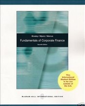 Fundamentals of Corporate Finance 7e - Brealey, Richard A.