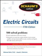 Schaums Outline of Electric Circuits 5e - Nahvi, Mahmood