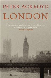London : The Concise Biography - Ackroyd, Peter