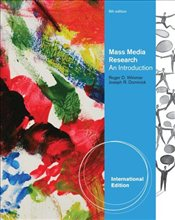 Mass Media Research 9e IE - WIMMER/DOMINICK,