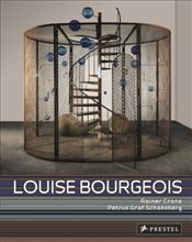 Louise Bourgeois : The Secret of the Cells - Crone, Rainer
