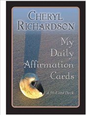 My Daily Affirmation Cards - Richardson, Cheryl