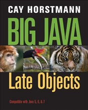 Big Java Late Objects - Horstmann, Cay