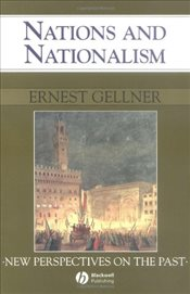 Nations and Nationalism - Gellner, Ernest