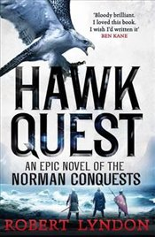 Hawk Quest - Lyndon, Robert