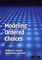 Modeling Ordered Choices: A Primer - Greene, William H.