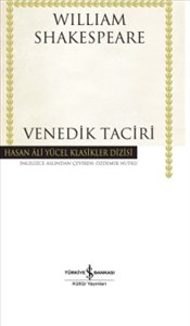 Venedik Taciri - Ciltli - Shakespeare, William