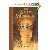 Sea of Monsters - Riordan, Rick