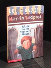 Marvin Redpost: Alone in His Teachers House  - Sachar, Louis