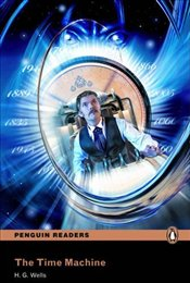 Time Machine : Book&MP3 for Pack : Level 4 (Penguin Readers) - Wells, H. G.