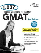 1,037 Practice Questions for the New GMAT 2e -