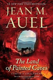 Land of Painted Caves  - Auel, Jean M.