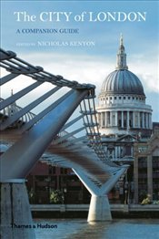 City of London : A Companion Guide - Kenyon, Douglas J.