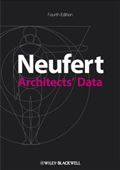 Architects Data 4e - Neufert, Ernst