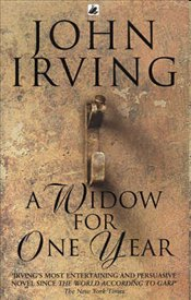Widow for One Year - Irving, John
