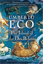 Island of the Day Before - Eco, Umberto