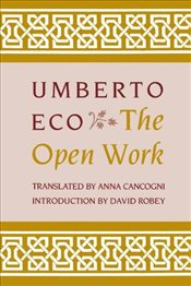 Open Work - Eco, Umberto