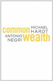 Commonwealth - Hardt, Michael