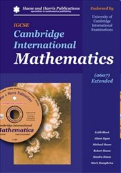 IGCSE Cambridge International Mathematics : 0607 Extended - Haese, Michael