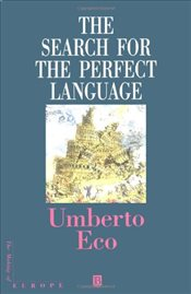 Search for the Perfect Language - Eco, Umberto