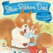 Blue-Ribbon Dad - Glass, Beth Raisner