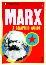 Introducing Marx : A Graphic Guide - Rius,