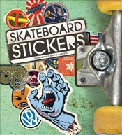 Skateboard Stickers - Munson, Mark