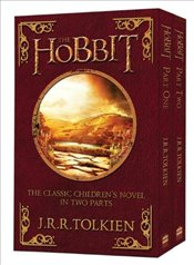 Hobbit : Part 1 and 2 Slipcase - Tolkien, J. R. R.